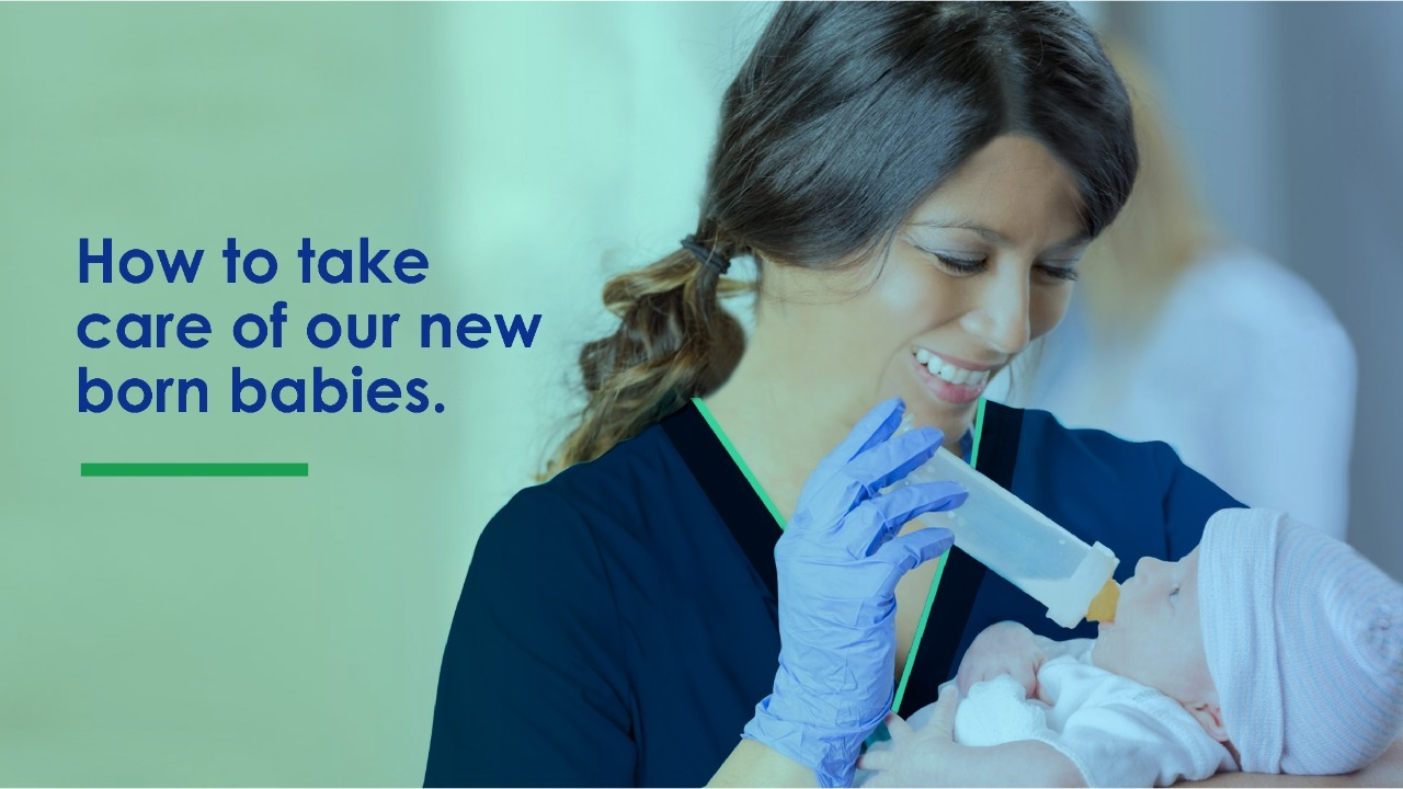 how to take care of newborn baby